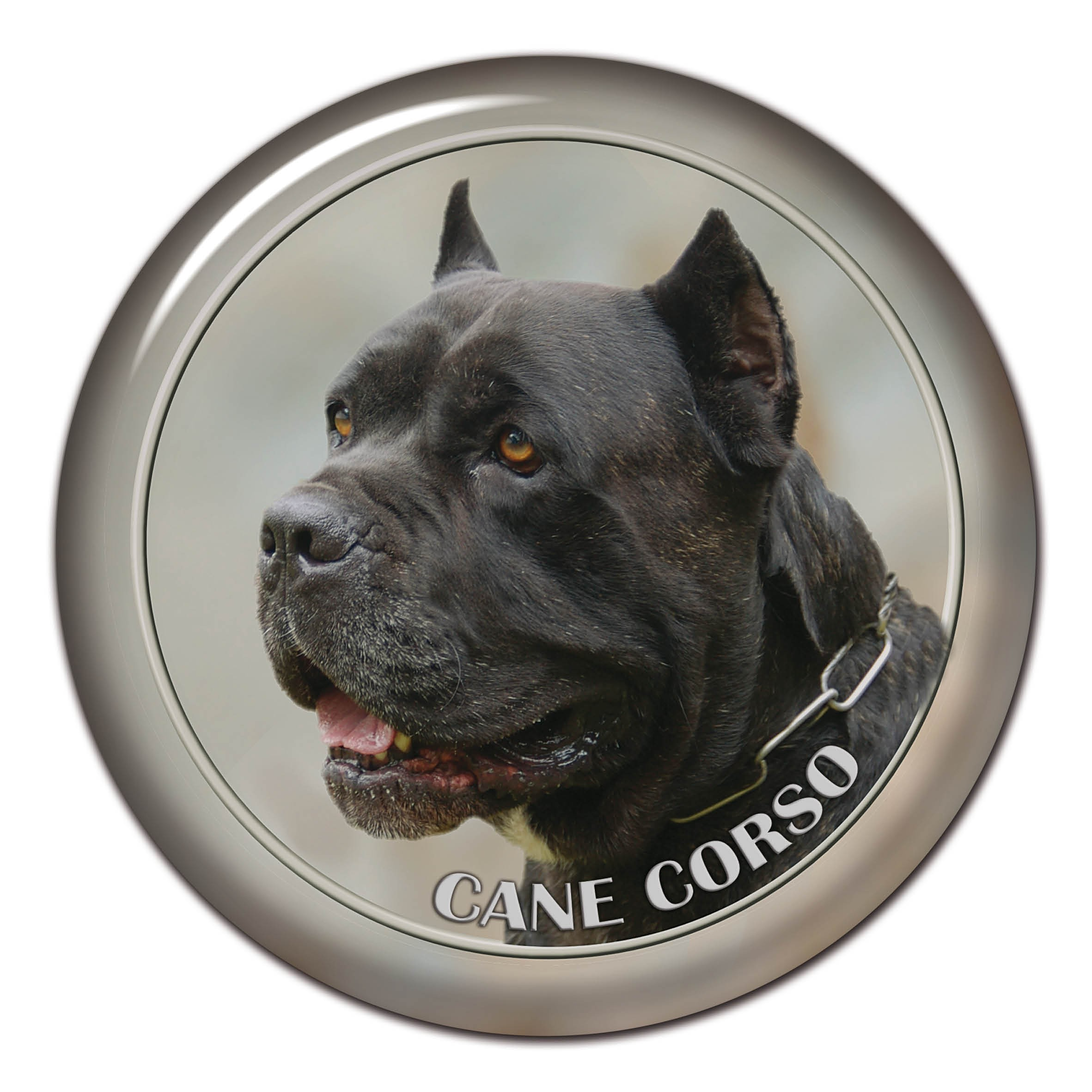 3d Sticker Cane Corso 101 C From Alldogstickerscom Dog Breed