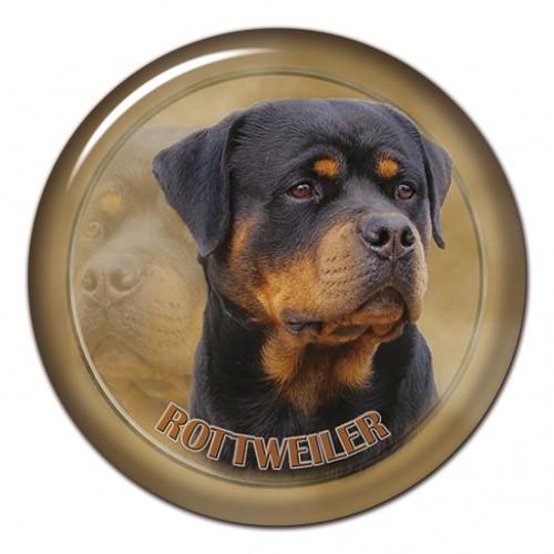 3D sticker Rottweiler 101 C