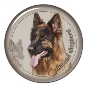 German Shepherd Dog 105 C
