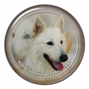 White Swiss Shepherd Dog 101 C
