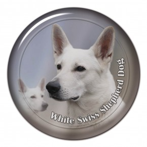 White Swiss Shepherd Dog 102 C